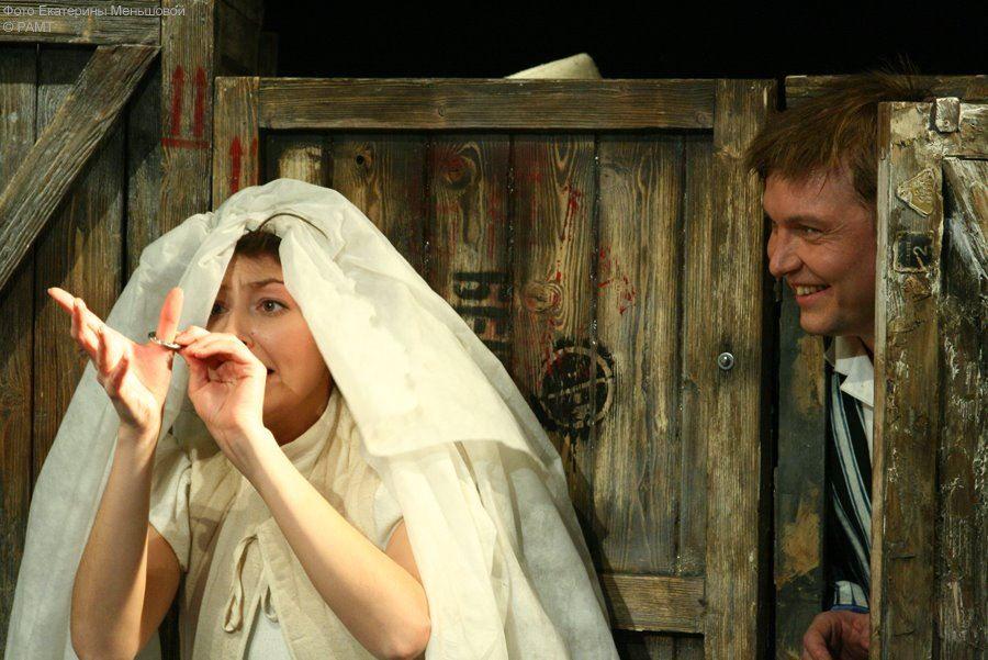 Спектакль «Волшебное кольцо» в РАМТе фото 3
