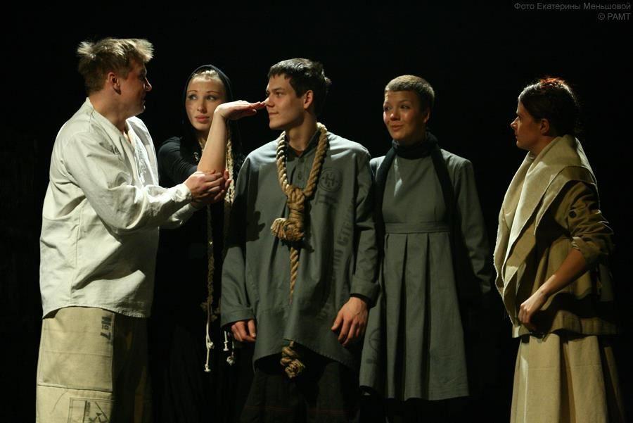 Спектакль «Волшебное кольцо» в РАМТе фото 7