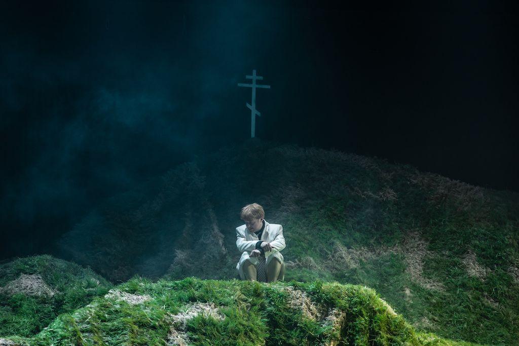 Спектакль «Левша» в Театре Наций фото 8