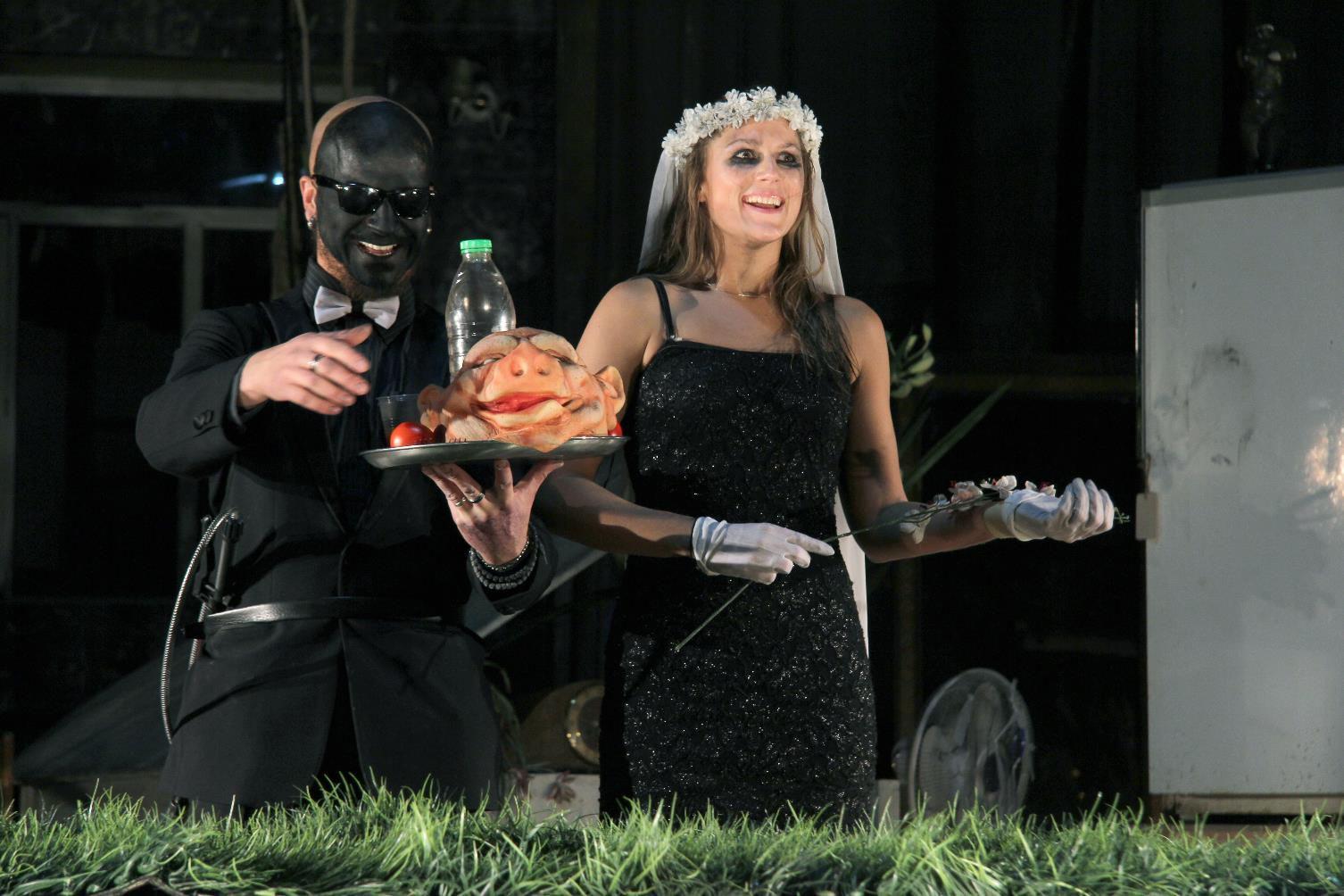 Спектакль «Отелло» в Театре «Сатирикон» фото 1