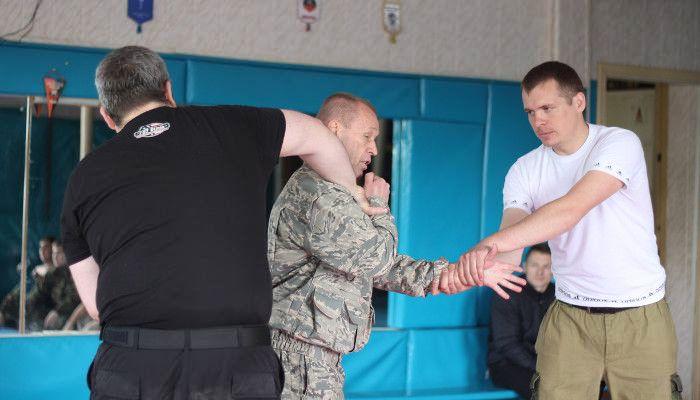 Тренинг-курс «Один день в спецназе» фото 8