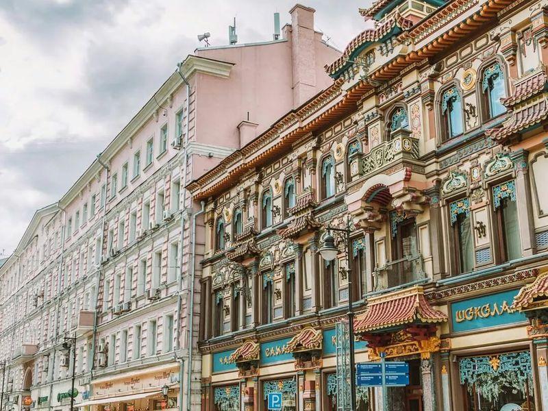 Экскурсия «Москва: инструкция по применению» фото 4