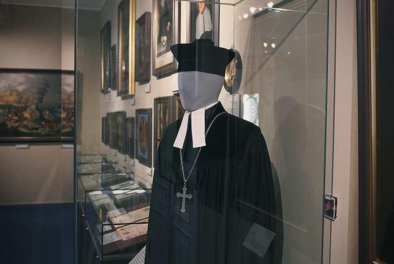 постоянная экспозиция в Музее истории религии «Протестантизм»
