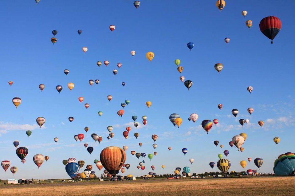 Индивидуальный классический полёт для 2-х человек на воздушном шаре фото 2