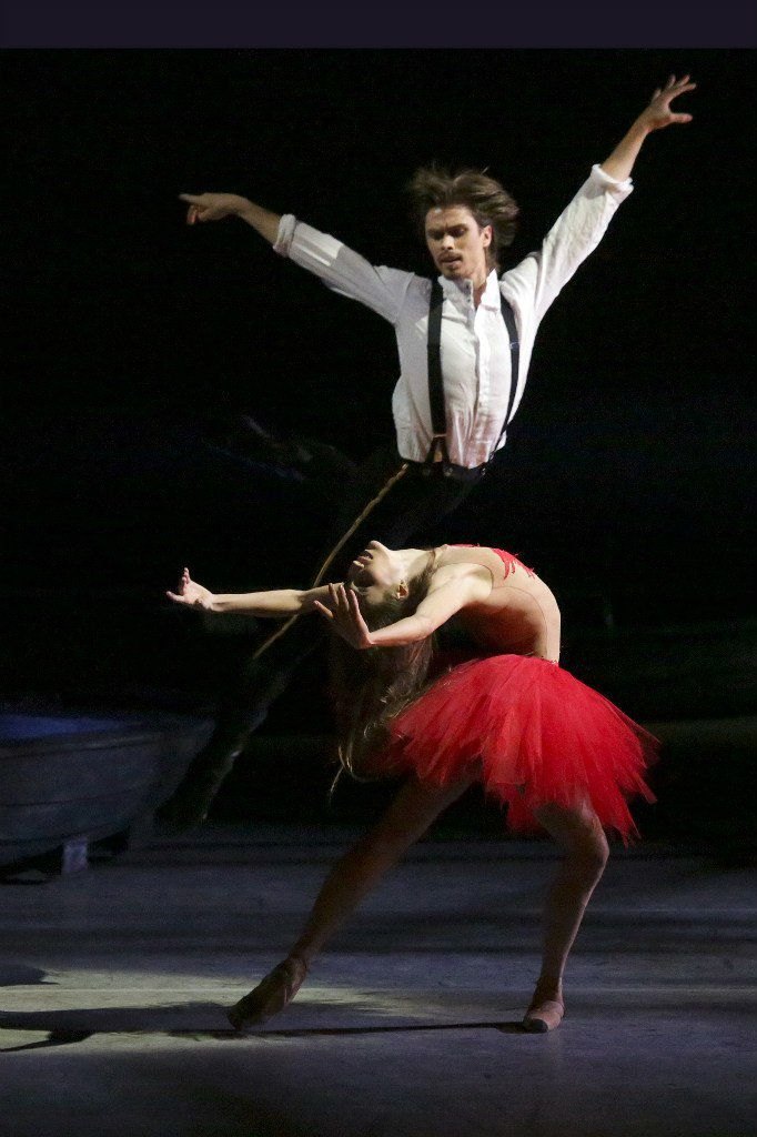 Балет «Герой нашего времени» в Большом театре фото 4