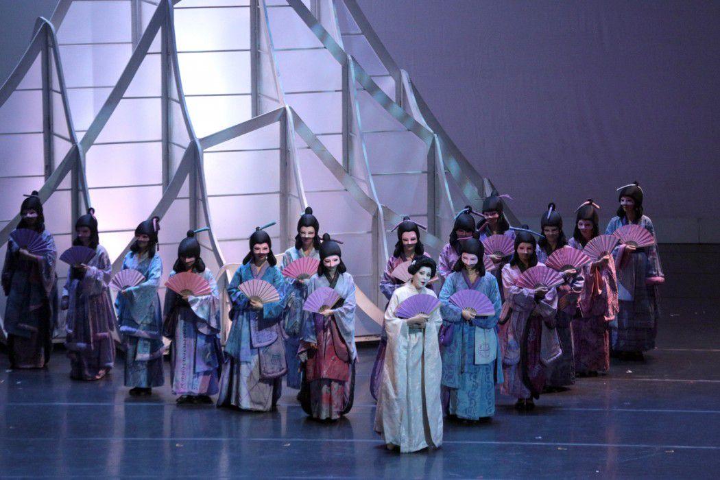 Опера «Мадам Баттерфляй» в Театре имени К. С. Станиславского и Вл. И. Немировича-Данченко фото 4