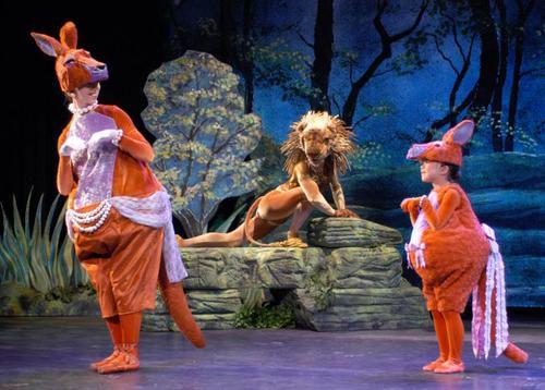 Онлайн-показ балета «Карнавал животных» в постановке New York Theatre Ballet фото 1
