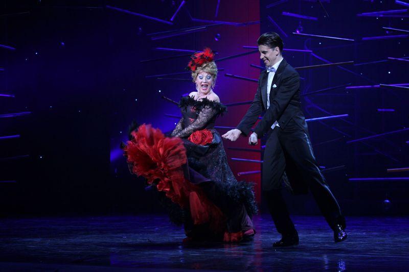 Спектакль «Grand канкан» в Театре «Московская оперетта» фото 2
