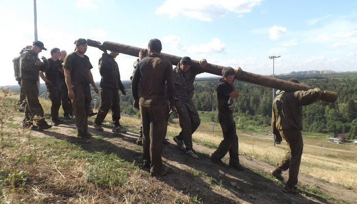 Тренинг-курс «Один день в спецназе» фото 5