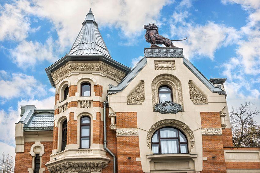 Театрализованная экскурсия «Булгаковская Москва. Однажды на Патриарших» с Воландом фото 4