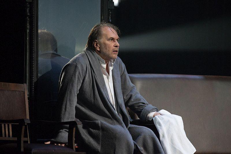 Спектакль «Фальшивая нота» в Театре имени Евг. Вахтангова фото 4
