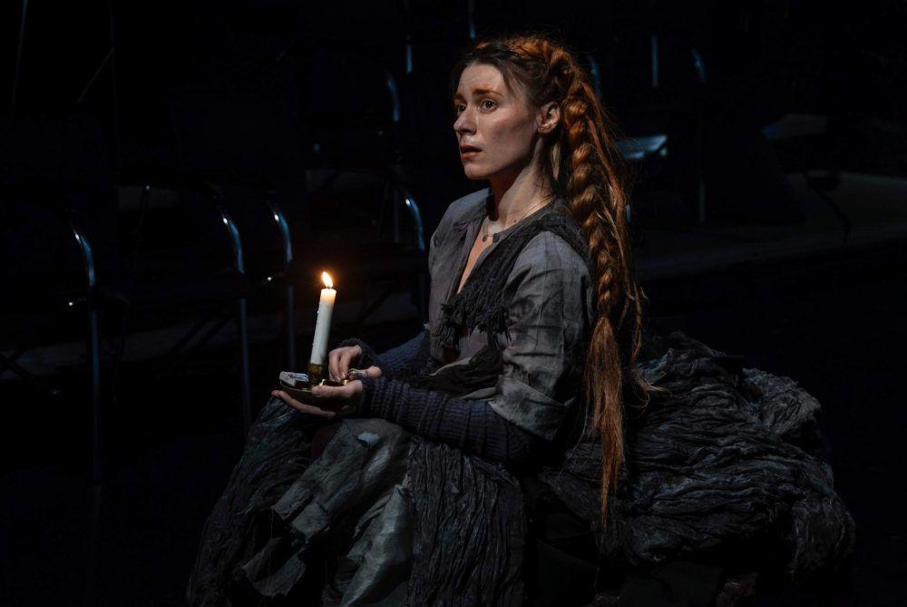 Спектакль «Легенда о Хромоножке» в Театре имени Вахтангова фото 3