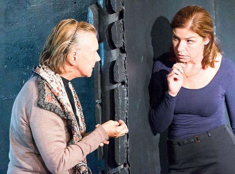 Спектакль «Язычники» в Театре.doc фото 7