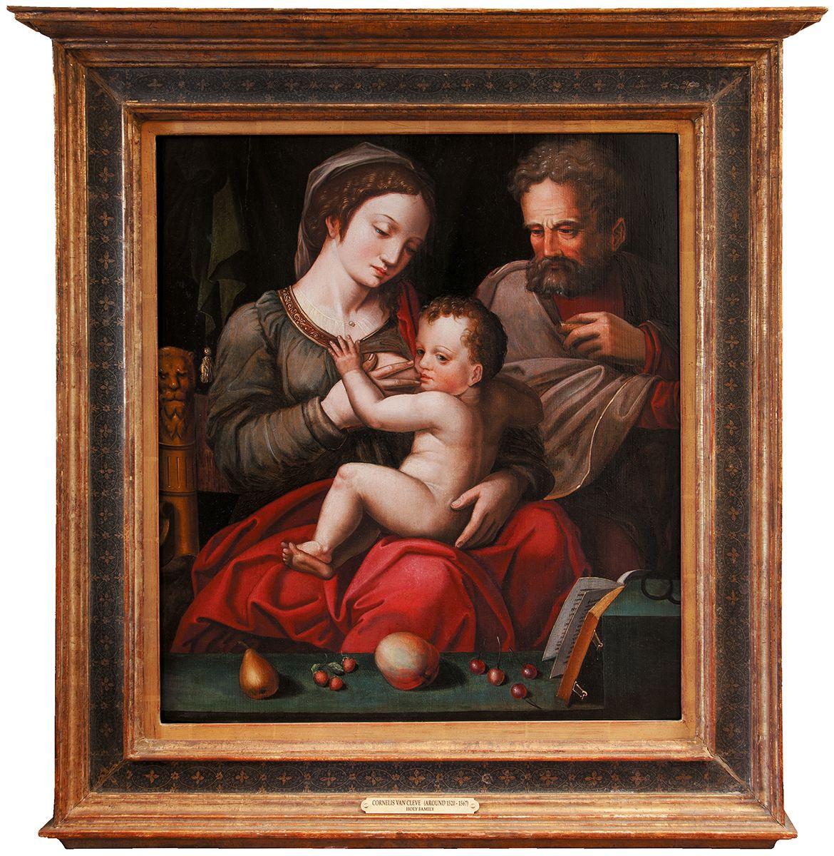 Выставка «Шедевры фламандских художников XVII века» фото 4