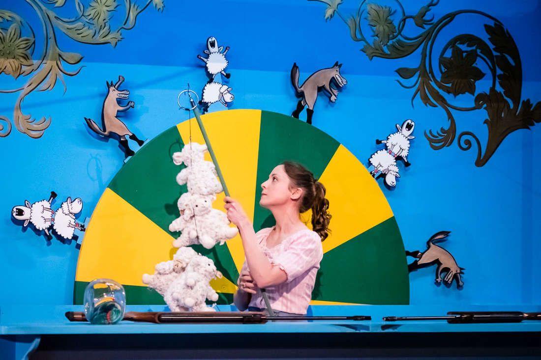 Онлайн-показ оперы «Бастьен и Бастьенна» Парижской Национальной оперы фото 1