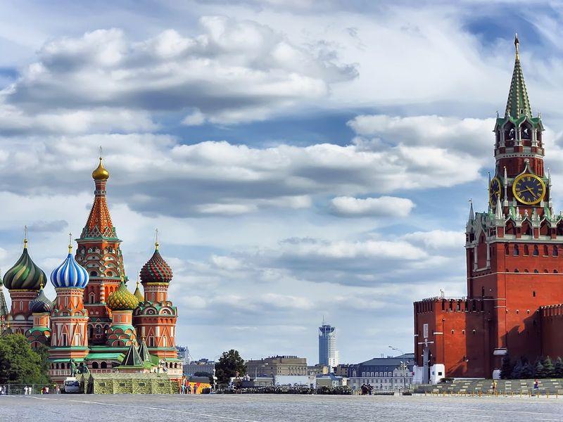 Экскурсия по Москве для транзитных пассажиров фото 1