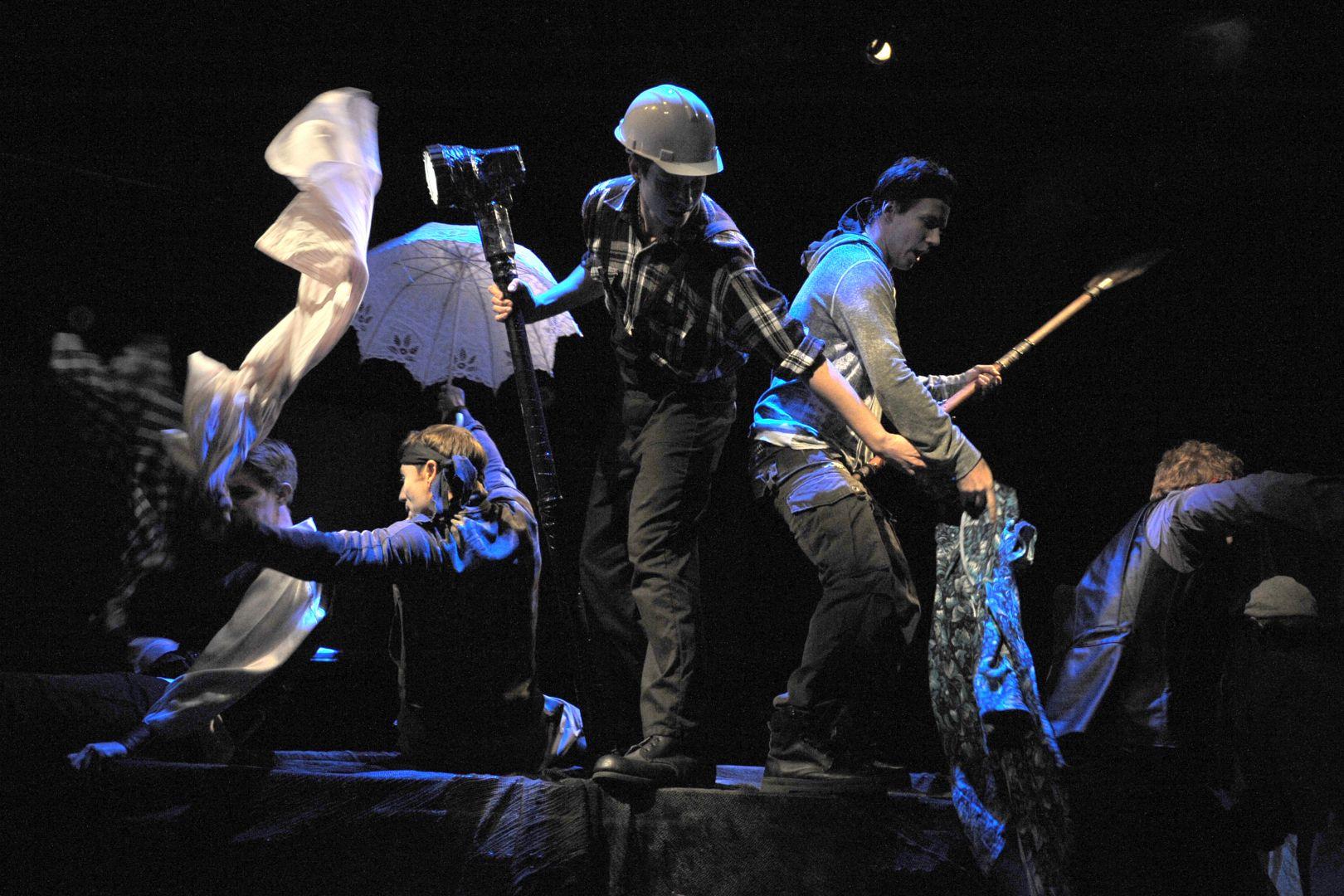 Спектакль «Лодочник» в Театре «Et Cetera» фото 3