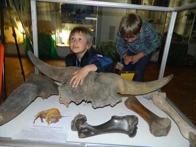 Выставка древностей на ВДНХ