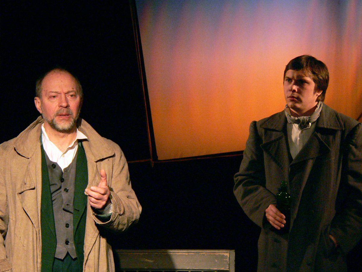 Спектакль «Повести Белкина» в Театре имени А. С. Пушкина фото 5