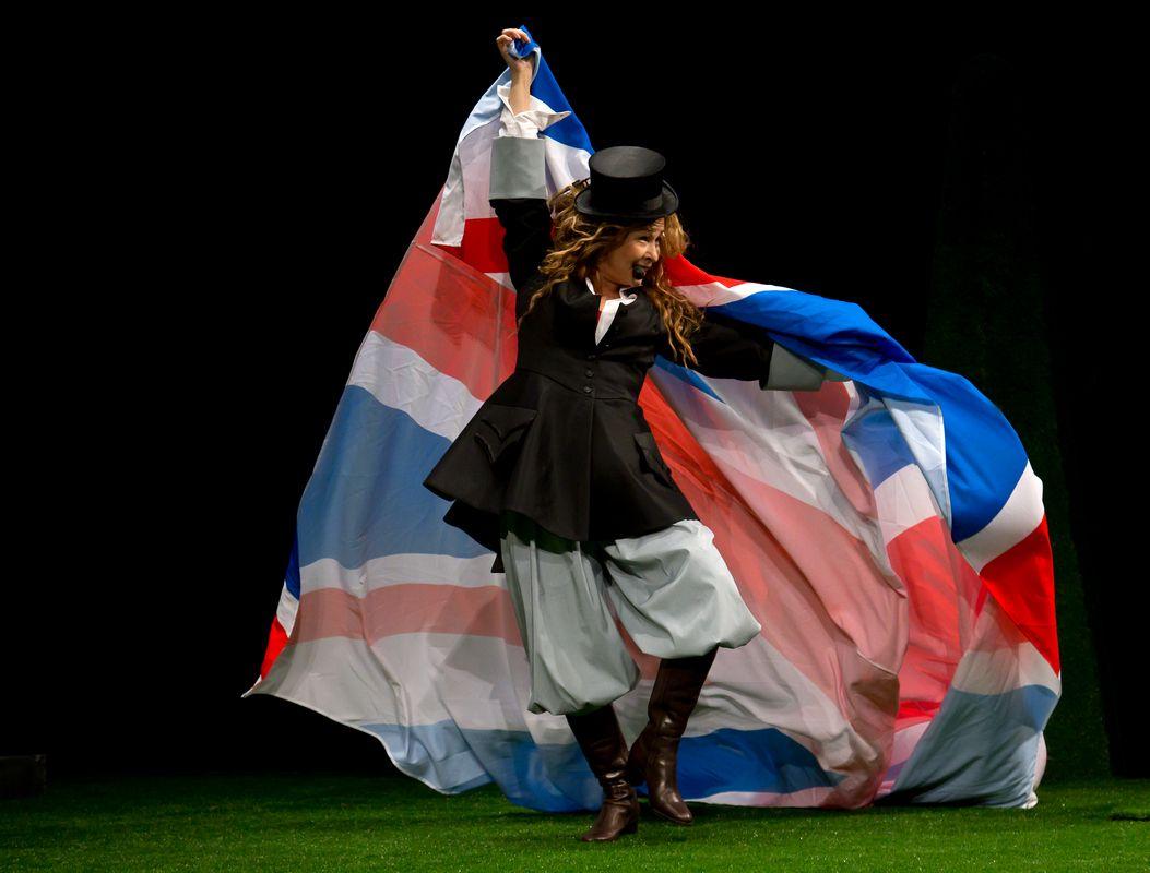Спектакль «Стакан воды» в постановке Театра «Эрмитаж» фото 6