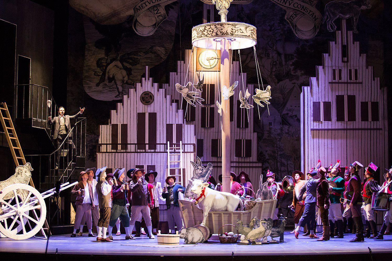 Опера «Фауст» в Театре «Новая опера» фото 7