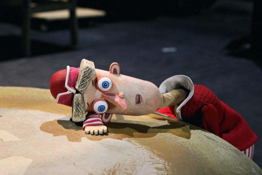 Спектакль «Царевна лягушка» в Московском театре кукол на Спартаковской фото 1