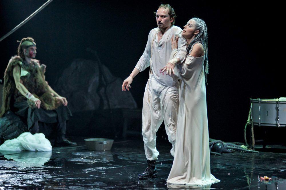 Спектакль «Легенда о Хромоножке» в Театре имени Вахтангова фото 4