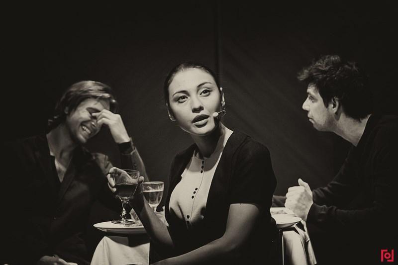 Спектакль «Девять» в «Гоголь-центре» фото 1
