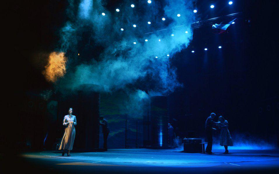 Спектакль «Морское путешествие 1933 года» в Театре им. Моссовета фото 3