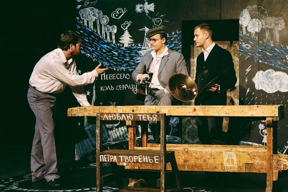 Спектакль «В день свадьбы» в Театре имени Маяковского фото 1