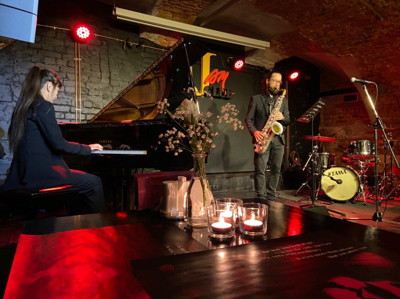 Джазовые концерты в JAM Club фото 2