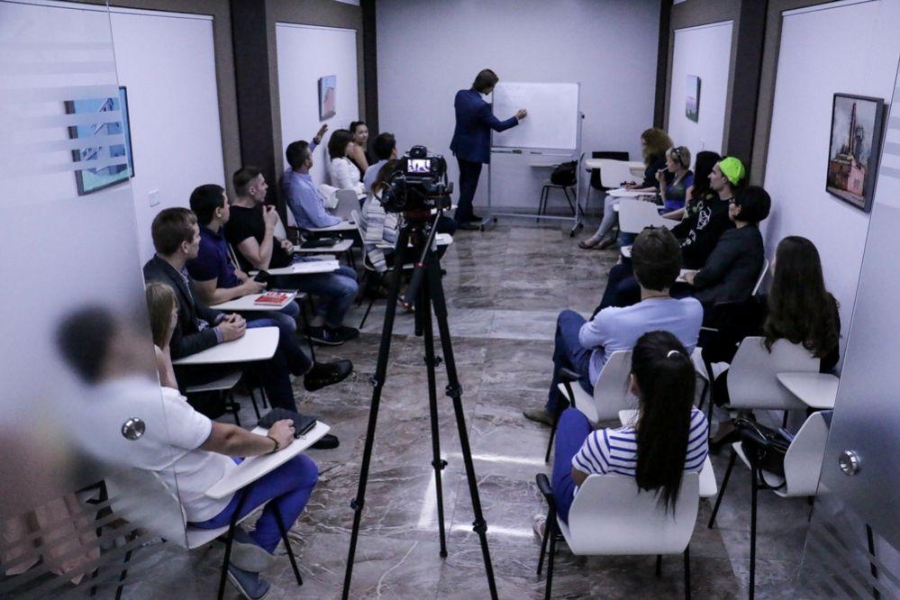 Бесплатный тренинг-практика «Пятый элемент ораторского мастерства» фото 2