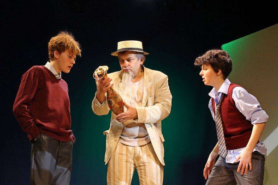 Спектакль «Старик Хоттабыч» в постановке Театра «Эрмитаж» фото 7