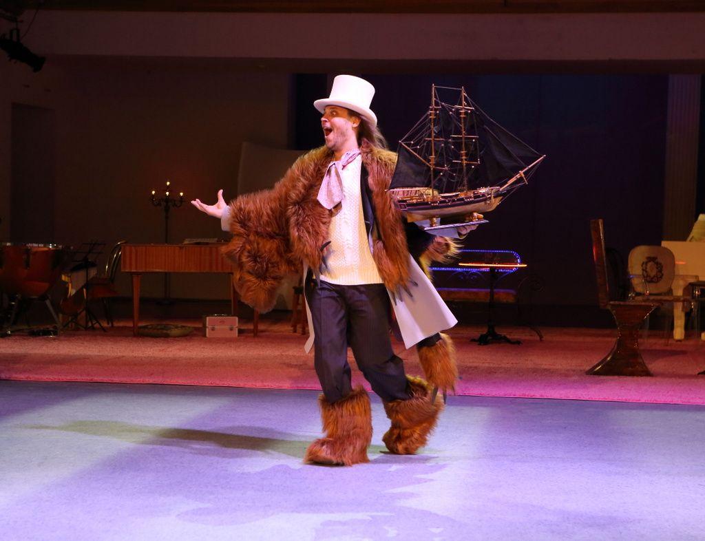 Спектакль «Горе от ума. Московские сны» в Театре «Школа драматического искусства» фото 3