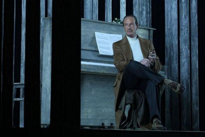 Спектакль «Осенняя соната» Ингмара Бергмана в «Современнике» фото 3