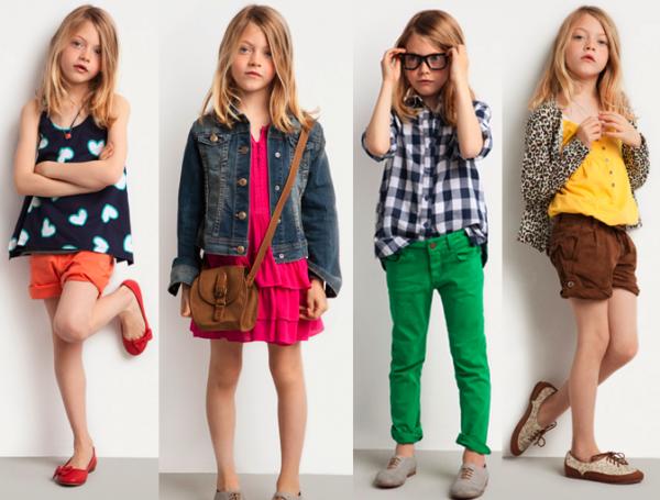 Как одеваться модно девочке 13 лет