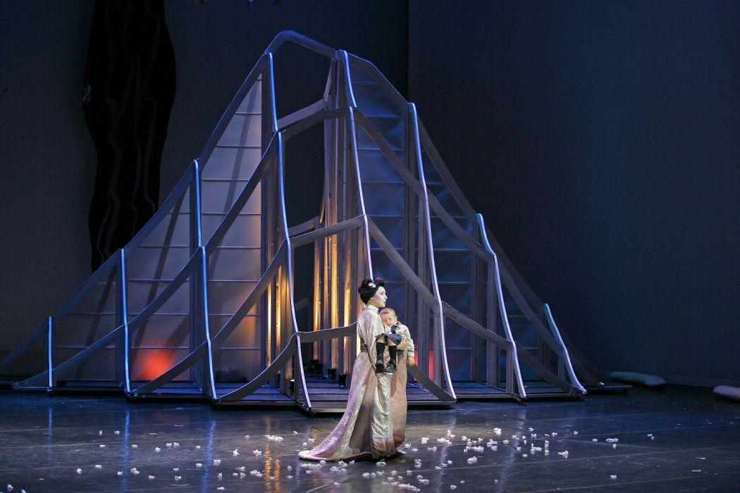 Опера «Мадам Баттерфляй» в Театре имени К. С. Станиславского и Вл. И. Немировича-Данченко фото 2