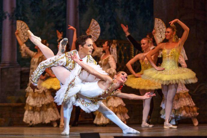Фестиваль «Летние балетные сезоны» фото 1