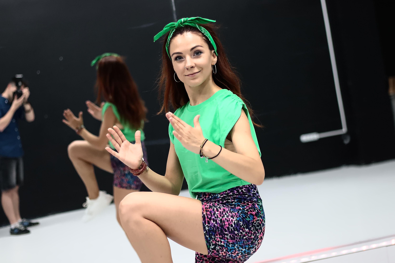 Тренировки по зумбе в студии танца Alpha Dance фото 10