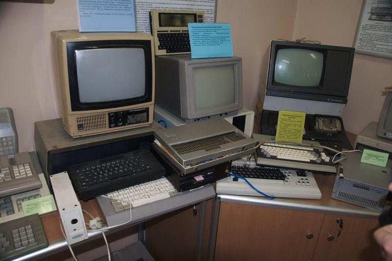 Постоянная экспозиция в Музее истории вычислительной техники фото 4