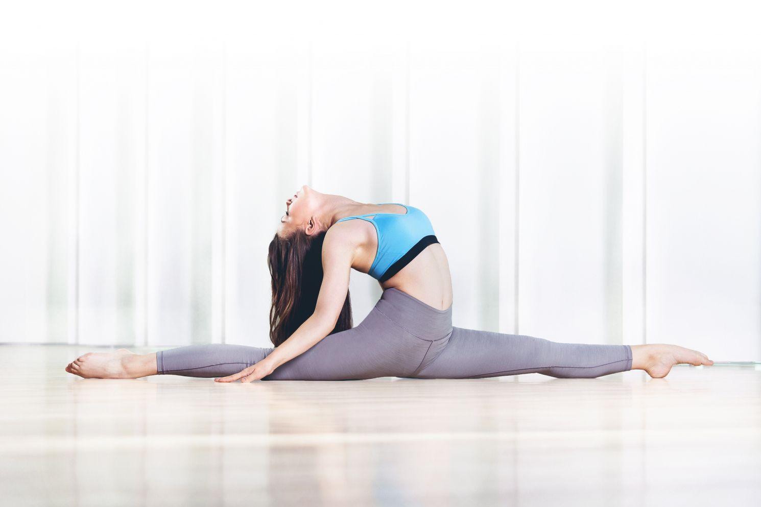 Эффективные упражнения для растяжки на шпагат 82