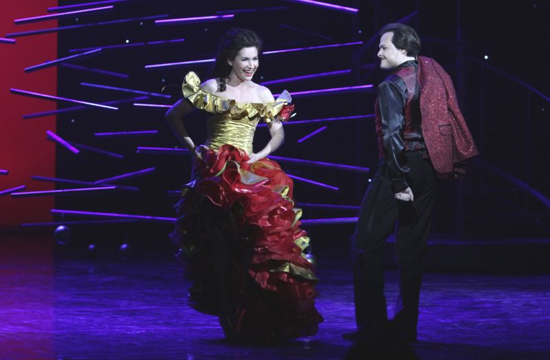 Спектакль «Grand канкан» в Театре «Московская оперетта» фото 10