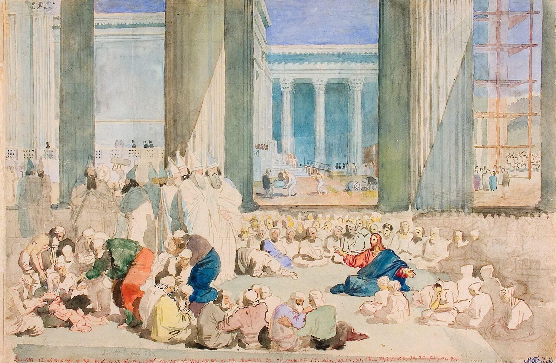 Выставка «Чудеса и проповеди Христа» фото 2