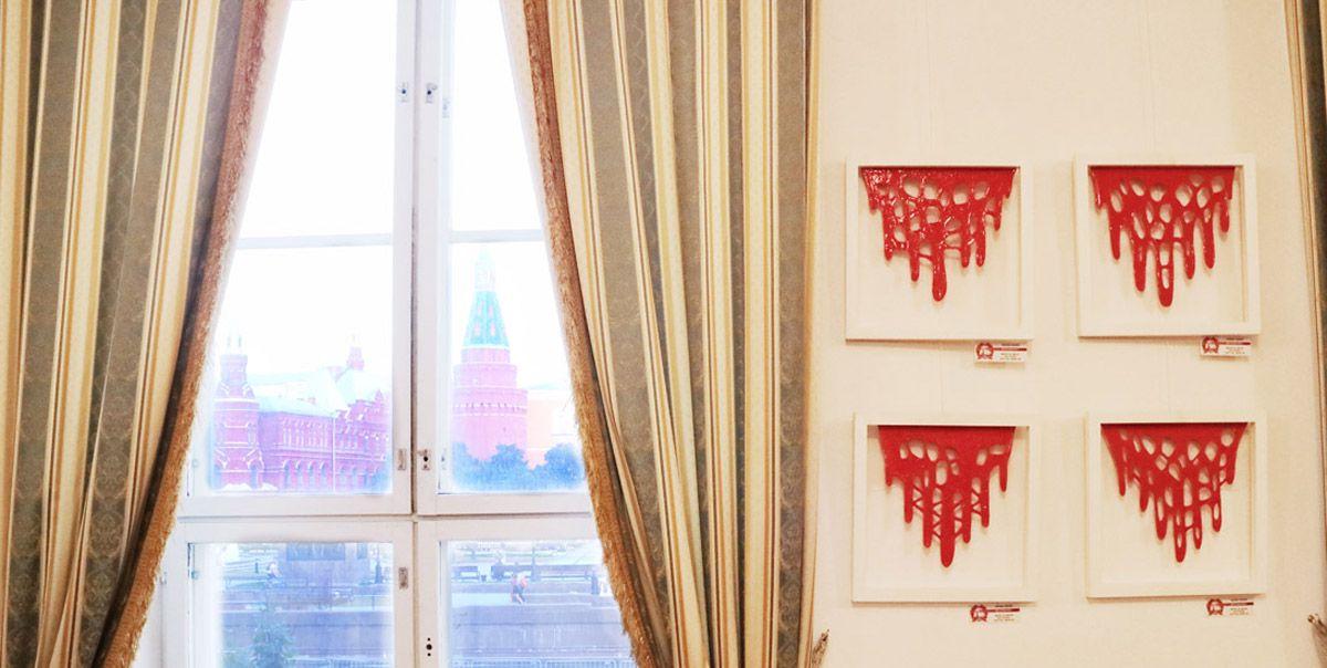 Выставка итальянского современного искусства Italiart Kremlin 2019 фото 8