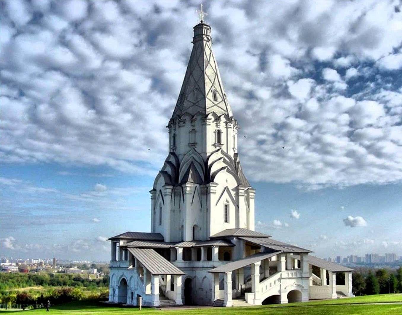 Выставка «Памятники Всемирного наследия ЮНЕСКО на территории Москвы» фото 1