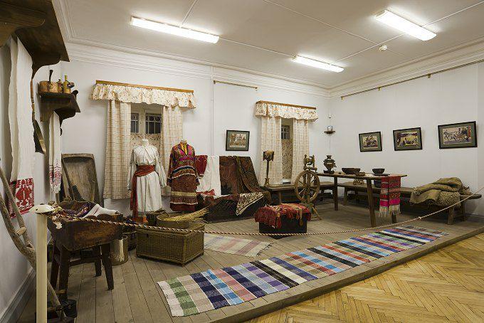 Постоянная экспозиция Музея русской усадебной культуры фото 6
