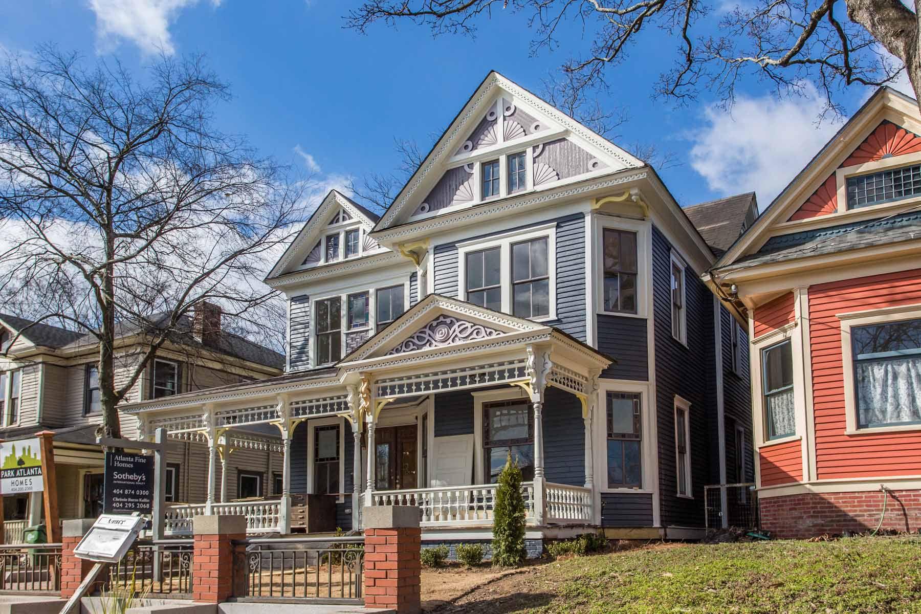 Historic Grant Park Tour Of Homes Atlanta 2016