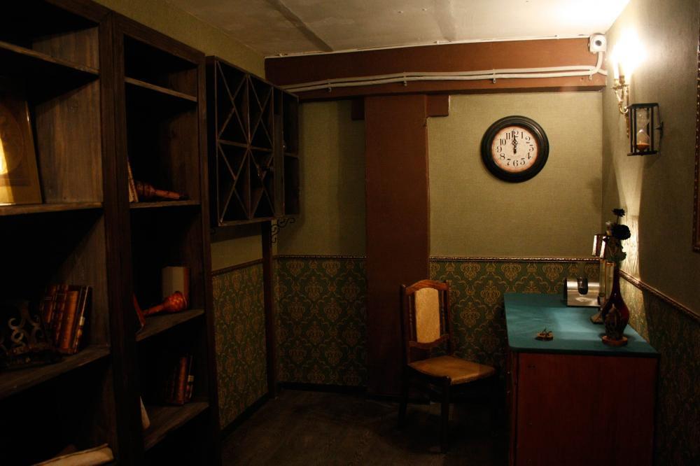 Квест «Тайный Орден» от квест-центра «В подвале»  со скидкой до 50% фото 2
