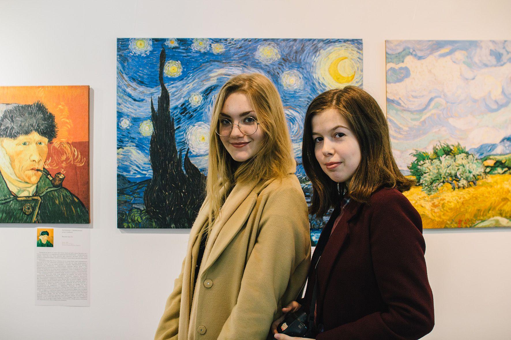 Выставка «Неизвестный Ван Гог» фото 4