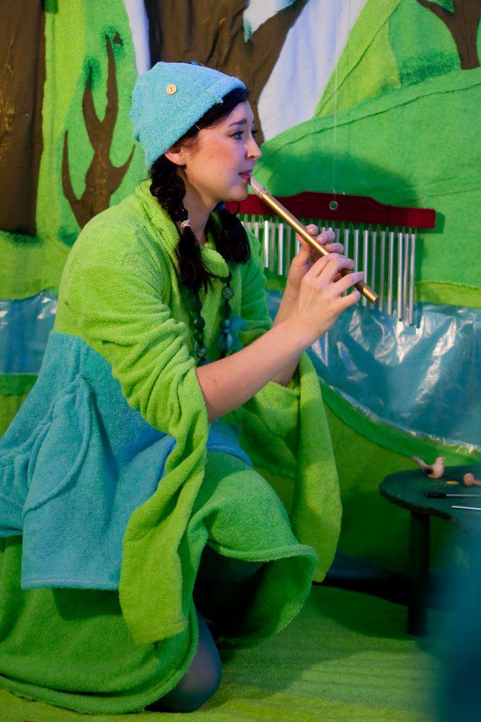 Спектакль «Театр на ладошке. Весна» в Московском театре кукол на Спартаковской фото 3